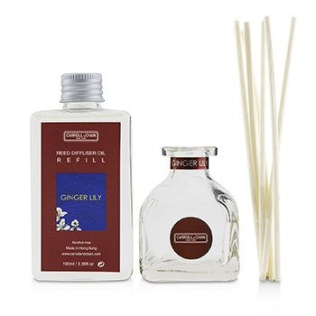 Reed Diffuser - Ginger Lily  100ml/3.38oz