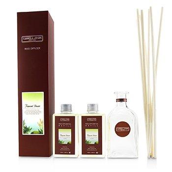擴香瓶-熱帶雨林(含擴香棒) Reed Diffuser - Tropical Forest  200ml/6.76oz