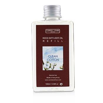 Диффузор Запасной Блок - Clean Cotton  100ml/3.38oz