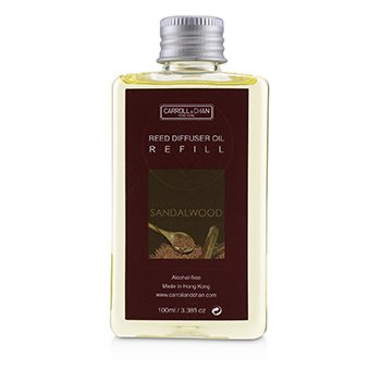 擴香瓶補充罐-檀香 Reed Diffuser Refill- Sandalwood 100ml/3.38oz
