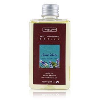 擴香瓶補充罐-甜紫羅蘭 Reed Diffuser Refill - Sweet Violets  100ml/3.38oz