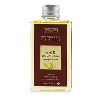 擴香瓶補充罐-白蘭花 Reed Diffuser Refill - White Michelia  100ml/3.38oz