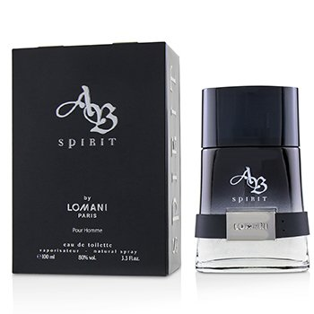 AB Spirit Eau De Toilette Spray 100ml/3.3oz