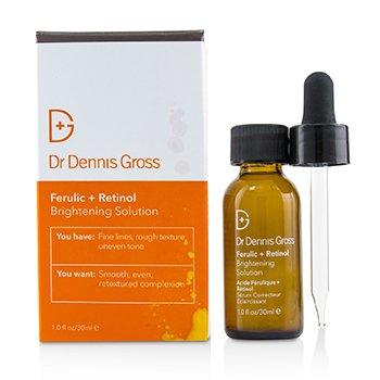 Dr Dennis Gross Ferulic + Retinol Brightening Solution 30ml/1oz SK-II Whitening Source Clear Lotion  150ml/5oz