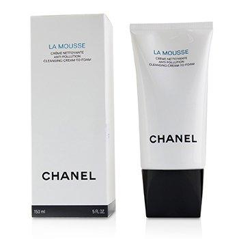 La Mousse Anti-Pollution Cleansing Cream-To-Foam  150ml/5oz