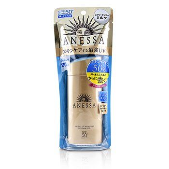 Anessa Perfect UV Sunscreen Skincare Milk SPF50+ PA++++  90ml/3oz