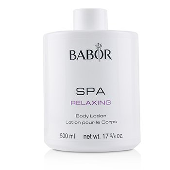Babor SPA Relaxing Body Lotion (Salon Size)  500ml/16.7oz