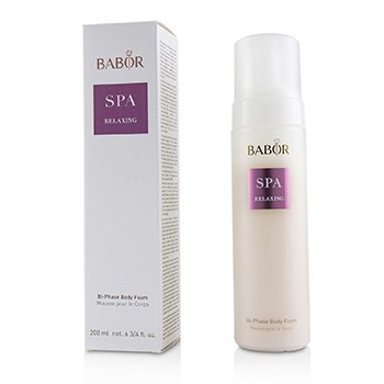 Babor SPA Relaxing Bi-Phase Body Foam  200ml/6.7oz