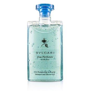 Eau Parfumee Au The Bleu Shampoo & Shower Gel 200ml/6.8oz