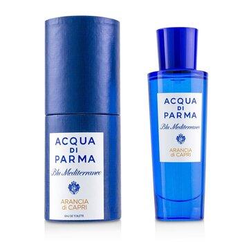 Blu Mediterraneo Arancia Di Capri Eau De Toilette Spray  30ml/1oz