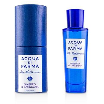 Blu Mediterraneo Ginepro Di Sardegna Eau De Toilette Spray  30ml/1oz
