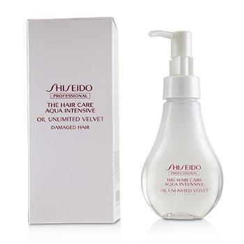 The Hair Care Aqua Intensive Oil Unlimited Velvet (Damaged Hair) 100ml/3.4oz