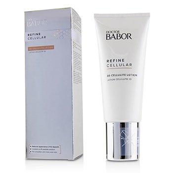 Doctor Babor Refine Cellular 3D Cellulite Lotion  200ml/6.7oz