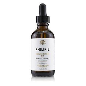 Rejuvenating Oil (Moisture + Repair - All Hair Types)  60ml/2oz