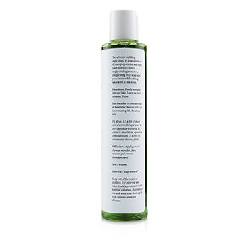 Peppermint Avocado Shampoo (Scalp Invigorator Volumizing - All Hair Types)  220ml/7.4oz
