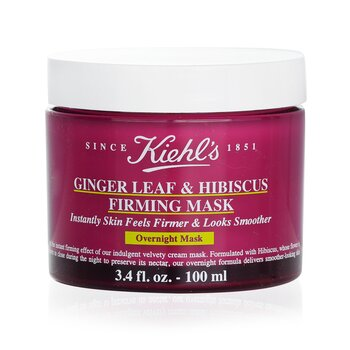 Ginger Leaf & Hibiscus Firming Mask  100ml/3.4oz