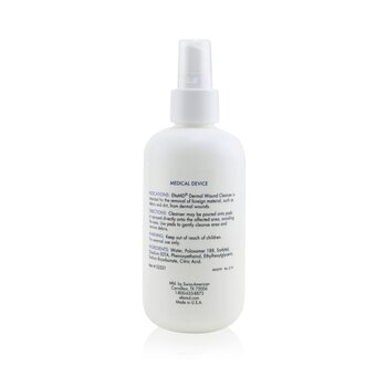 Dermal Wound Cleanser (with 21 Lint-Free Cosmetic Pads) - Unboxed  236ml/8oz