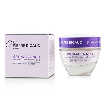 Optimalia Nuit Velvet Smooth Multi-Active Night Cream  40ml/1.3oz