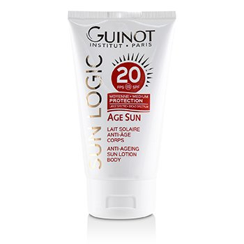 Sun Logic Age Sun Anti-Ageing Sun Lotion For Body SPF 20  150ml/4.4oz