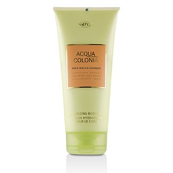 Acqua Colonia White Peach & Coriander Moisturizing Body Lotion  200ml/6.8oz