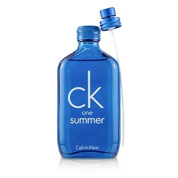 CK One Summer Eau De Toilette Spray (2018 Edition) 100ml/3.4oz