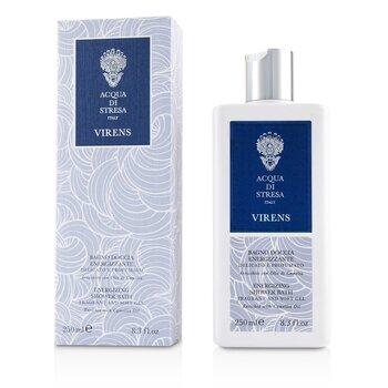 Virens Energizing Shower Bath  250ml/8.3oz