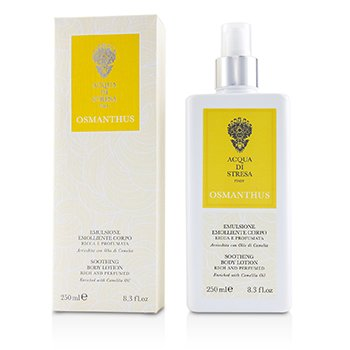 Osmanthus Soothing Body Lotion  250ml/8.3oz