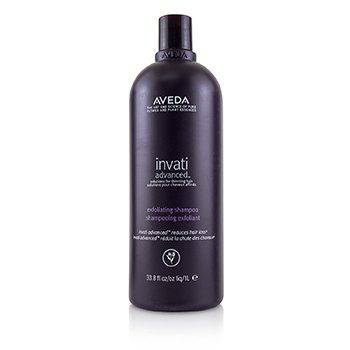 Invati Advanced Exfoliating Shampoo - Solutions For Thinning Hair, Reduces Hair Loss 1000ml/33.8oz