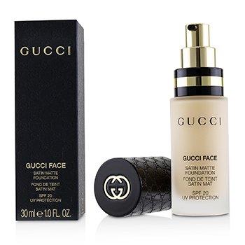 Gucci Face Satin Matte Foundation SPF 20  30ml/1oz