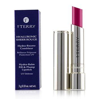 Hyaluronic Sheer Rouge Hydra Balm Fill & Plump Lipstick (UV Defense)  3g/0.1oz