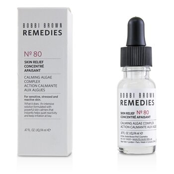 Bobbi Brown Remedies Skin Relief No 80 - For Redness & Irritation  14ml/0.47oz