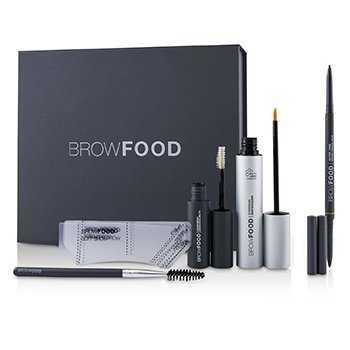 BrowFood Brow Transformation System  5pcs