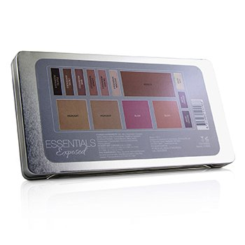 Essentials Exposed Palette (Face, Eye & Brow, 1x Applicator)  24g/0.8oz