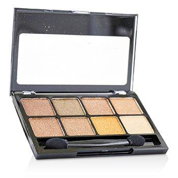 Cień do powiek 8 Palette Metallic Eyeshadow  8g/0.27oz