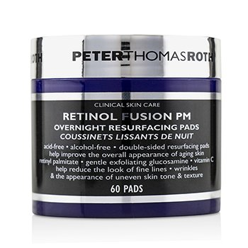 Retinol Fusion PM Overnight Resurfacing Pads  60pads