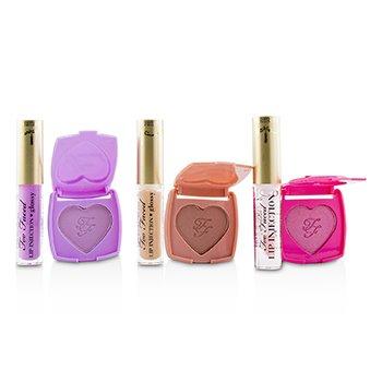Naughty Kisses & Sweet Cheeks Set -