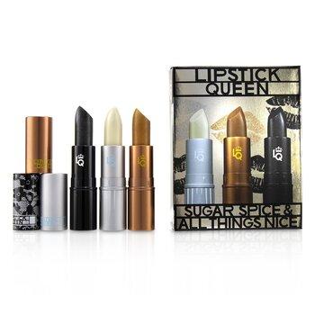唇膏組合Sugar Spice & All Things Nice Lipstick Set  3x3.5g/0.12oz