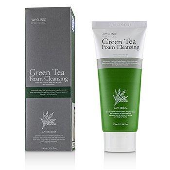 Green Tea Foam Cleansing  100ml/3.38oz