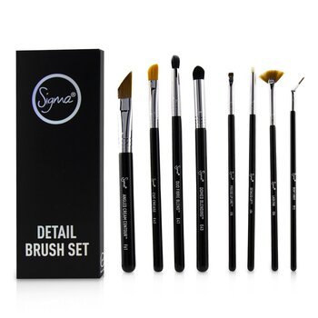 Detail Brush Set  8pcs