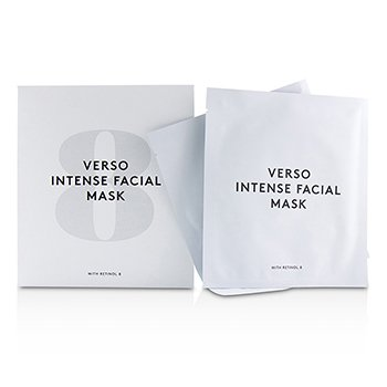 極致潔膚膜Intense Facial Mask  4x25g/0.88oz