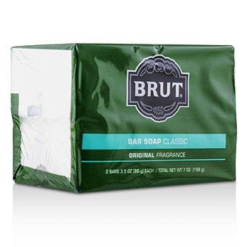 Brut Bar Soap 2x99g/3.5oz