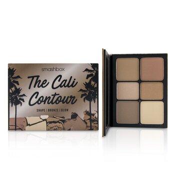 The Cali Contour Shape/ Bronze/ Glow Palette  20.56g/0.69oz
