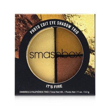 Photo Edit Eye Shadow Trio  3.2g/0.11oz