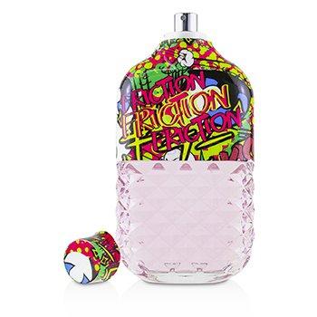 Fcuk Friction Pulse For Her Eau De Parfum Spray  100ml/3.4oz
