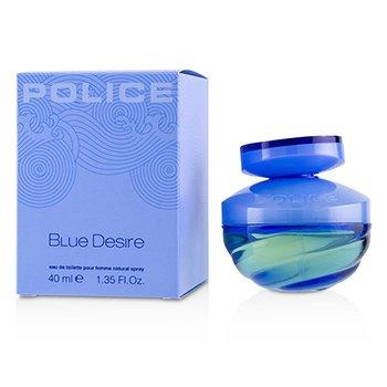 Blue Desire Eau De Toilette Spray  40ml/1.35oz