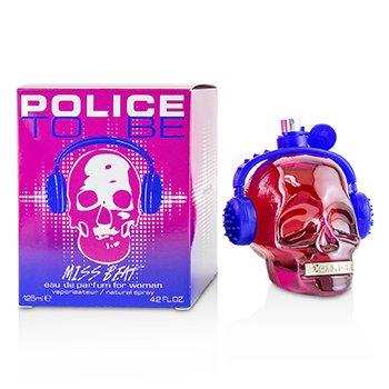 To Be Miss Beat Eau De Parfum Spray  125ml/4.2oz