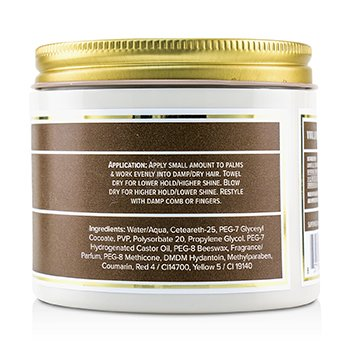 Superhold Pomade (High Hold, Medium Shine, Water Soluble)  297g/10.5oz