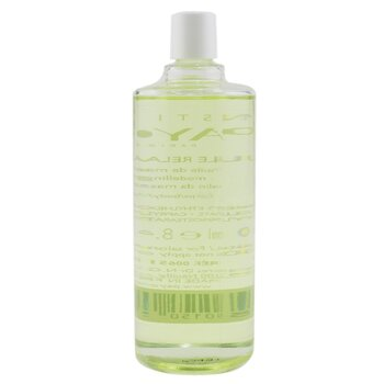 Huile Relaxante - Body Massage Oil (Jasmine & White Tea) (Salon Product)  250ml/8.45oz