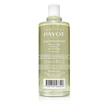 Huile Enveloppante - Body Massage Oil (Orange Blossom & Rose) (Salon Product)  250ml/8.4oz