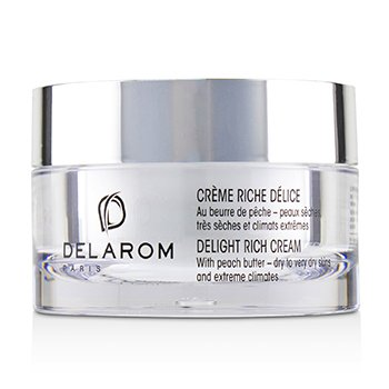 Delight Rich Cream - For Dry to Very Dry Skins & Extreme Climates  50ml/1.7oz